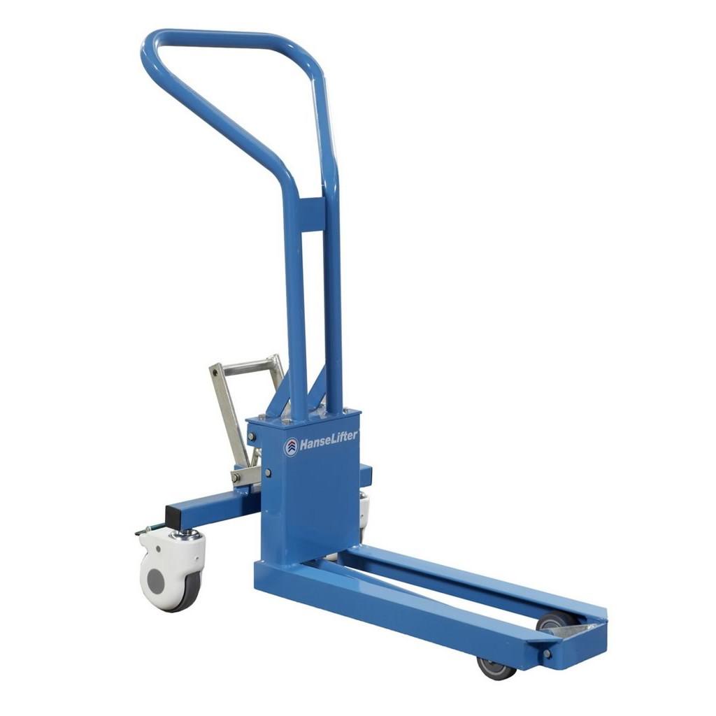 Ročni paletni vozički :: Mehanski dvižni ročni voziček MH200 ...